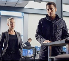 Lili Taylor and Michael Ealy star in Almost Human.